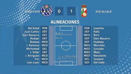 Resumen partido entre Vicálvaro y RSD Alcalá Jornada 38 Tercera División