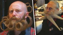 The World Beard and Moustache Championship Is a Thing
