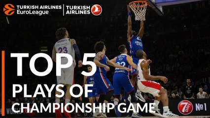 Top 5 Plays: Championship Game