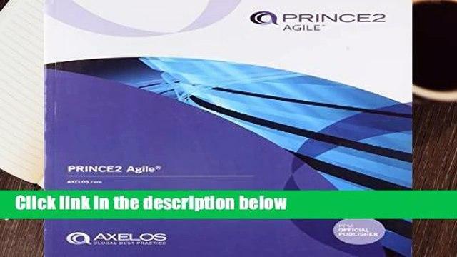 Full E-book PRINCE2 Agile For Kindle