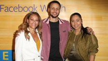 How Stephen Curry Draws Strength From the Women in His Family
