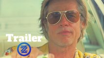 Once Upon a Time in Hollywood Trailer #1 (2019) Brad Pitt, Leonardo DiCaprio Drama Movie HD
