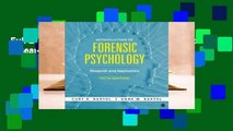 Full E-book  Introduction to Forensic Psychology: Research and Application  For Kindle