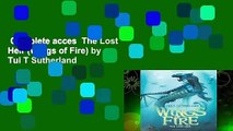 Complete acces  The Lost Heir (Wings of Fire) by Tui T Sutherland