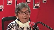 """Ginette Kolinka, 94 ans, rescapée de Birkenau, a peur que la vérité soit remise en cause : """"Comment imaginer que des êtres humains ont pu faire ça à d'autres ?"""""""