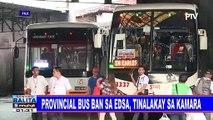 Lizada: Terminals ng colorum vans sa EDSA, dapat unahin