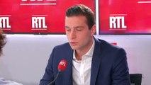 """Jordan Bardella sur RTL : """"Je suis pour une grande coopération entre les nations européennes"""""""