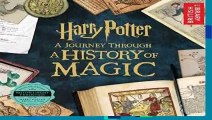 Trial New Releases  Harry Potter: A Journey Through a History of Magic by British Library