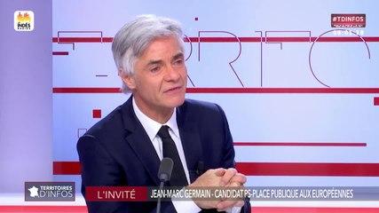 Jean-Marc Germain - Public Sénat lundi 20 mai 2019
