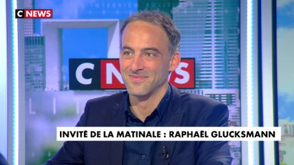 Raphaël Glucksmann - CNews lundi 20 mai 2019