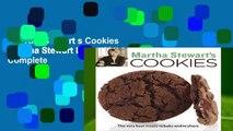 Martha Stewart s Cookies (Martha Stewart Living Magazine) Complete
