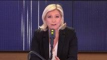 """Steve Bannon : """"La soumission aux intérêts américains n'est pas exactement là où on la cherche"""" affirme Marine Le Pen"""