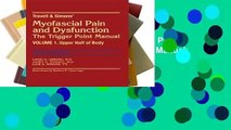 Library  Travell  Simons' Myofascial Pain and Dysfunction: The Trigger Point Manual: Volume 1: