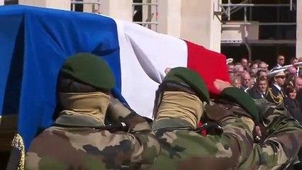 Hommage à Cédric de Pierrepont et Alain Bertoncello - Commando Hubert