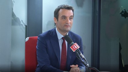 Florian Philippot - RFI lundi 20 mai 2019