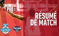 PRO B : Quimper vs Poitiers (J33)
