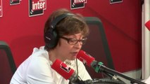 Ginette Kolinka répond aux questions d'Alexandra Bensaid