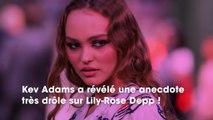 """Lily-Rose Depp : le jour où elle a lâché un """"vu"""" à... Kev Adams !"""