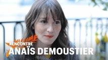 Télérama: Anaïs Demoustier, son casting pour Tarantino, son pire souvenir d'actrice...