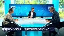 Le duel: Brigitte Lecot-Famechon face à Fabien Guez - 18/05