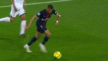 Paris Saint-Germain - Dijon FCO : Le geste technique de Kylian Mbappé