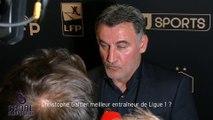 Galtier (LOSC) ne pense pas être le meilleur entraîneur français