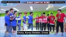 INDOSUB]Running Man S1 Episode 5 Part 2 [Running Man Korea vs
