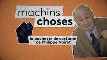 Philippe Noiret dans la collection Machins Choses