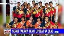 Sepak Takraw team, upbeat sa SEAG