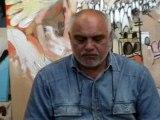 Tulio Mora lee poema de Juan Ramirez Ruiz