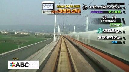 Tren bala de Taiwán
