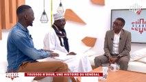 Youssou N'Dour : l'histoire du Sénégal, son nouvel album et le père de John Sulo - CLIQUE TV