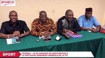 Football : Le GX annonce sa participation à la prochaine assemblée générale de la FIF