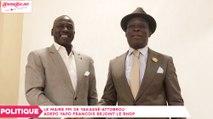 Politique : Le maire FPI de Yakassé-Attobrou Adepo Yapo François rejoint le RHDP