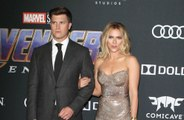 Scarlett Johannson and Colin Jost are engaged