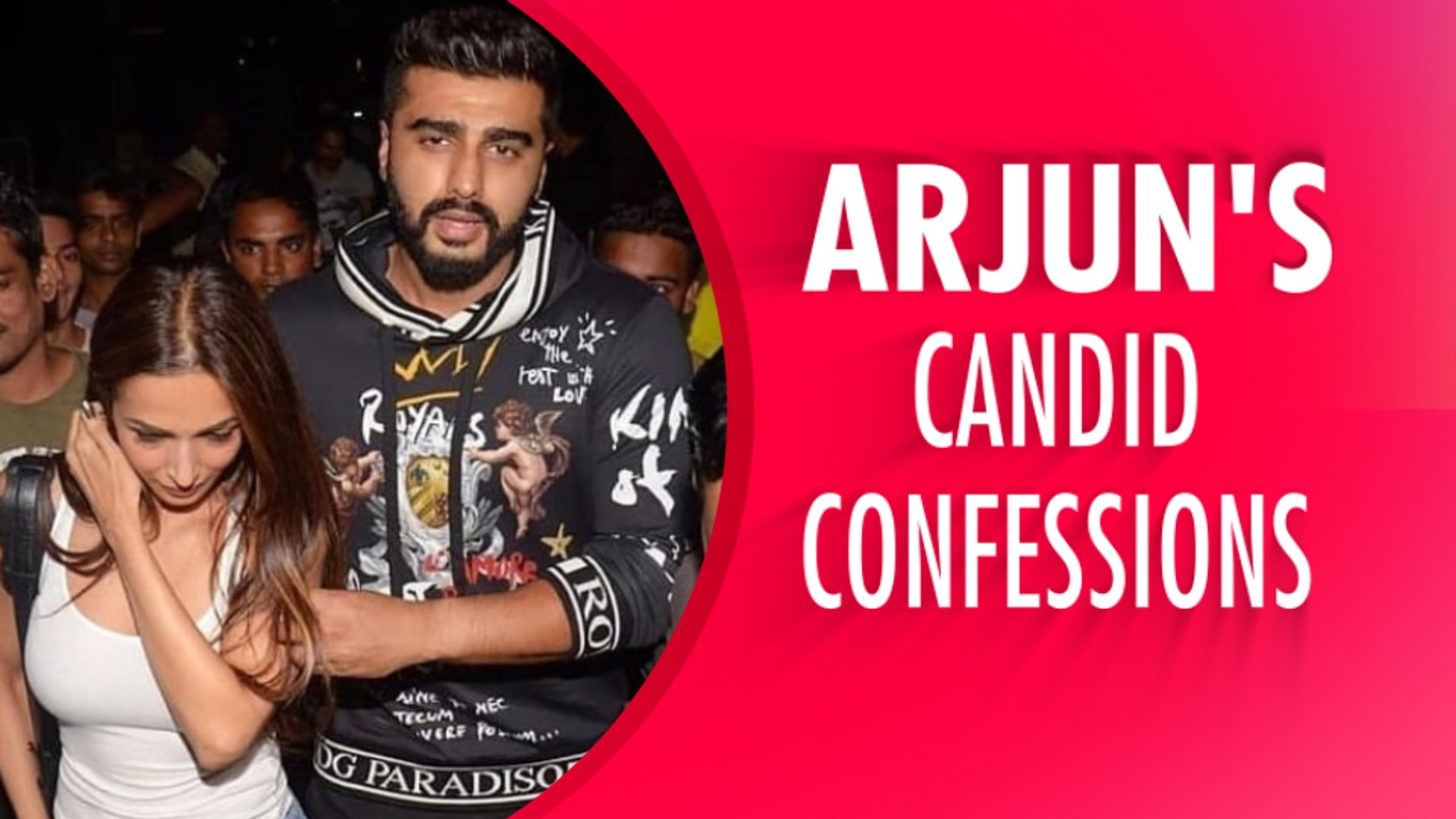 EXCLUSIVE: For The First Time Ever, Arjun Kapoor Admits To His Relationship With Malaika Arora!