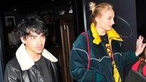 Sophie Turner Reveals She & Joe Jonas Briefly Broke Up Before Their Wedding
