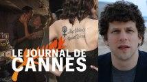 Journal de Cannes #6 : Terrence Malick, Jesse Eisenberg et un détournement de tapis rouge