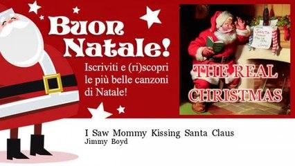 Jimmy Boyd - I Saw Mommy Kissing Santa Claus