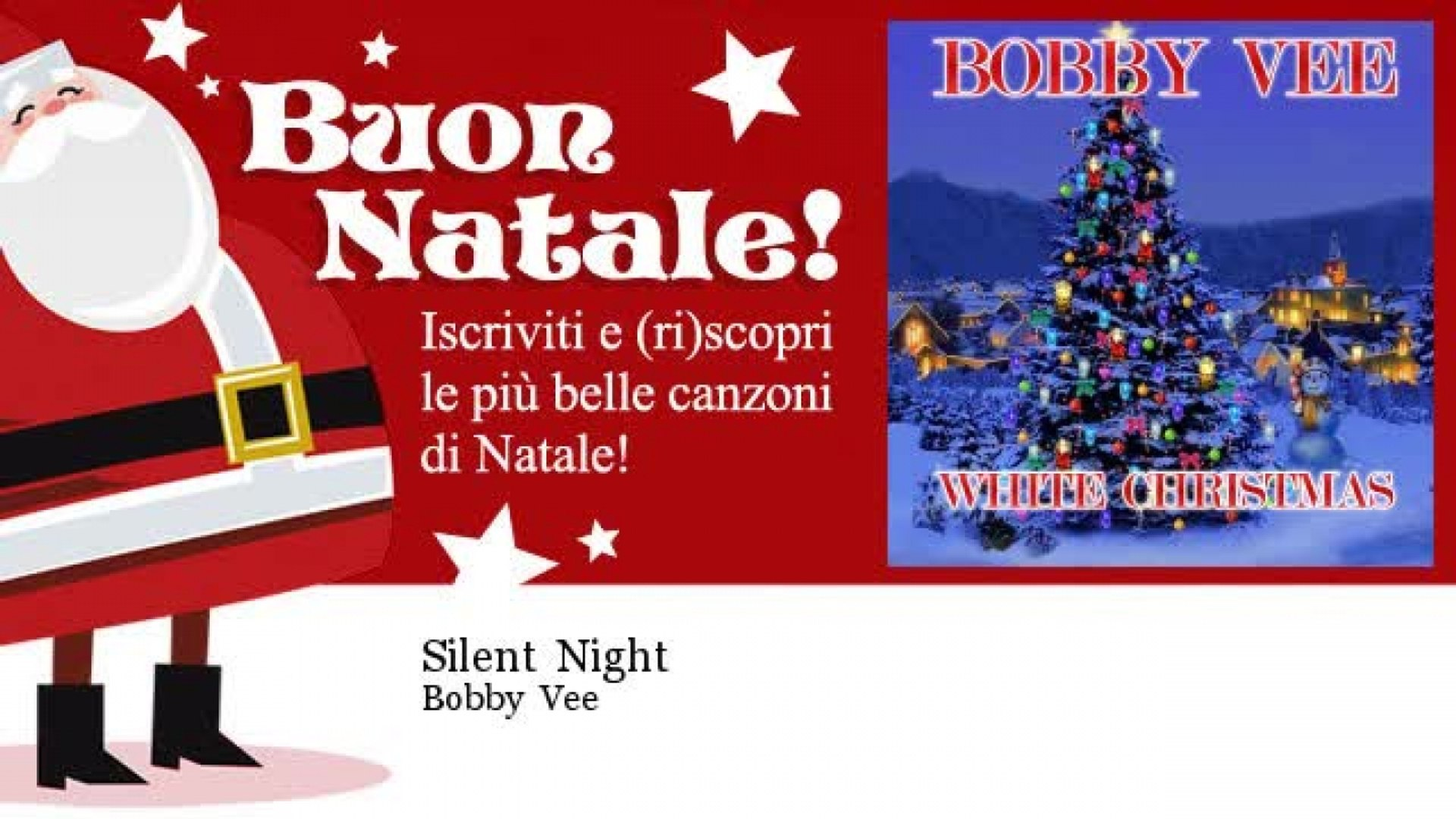 Bobby Vee - Silent Night