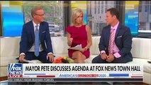Fox & Friends Hosts Shocked By Pete Buttigieg Reception At Townhall