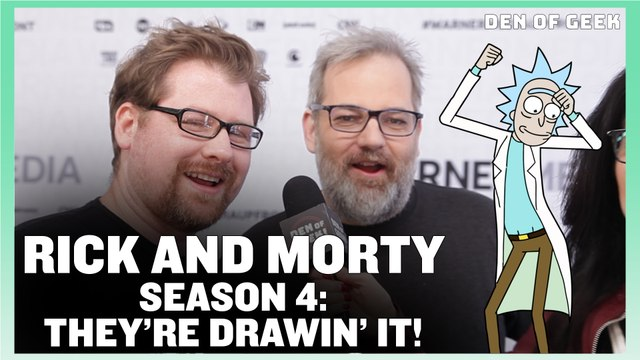 Rick and Morty: Dan Harmon and Justin Roiland Interview