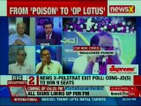 Exit poll predictions, battle for Karnataka; BJP likely to win 17 seats out of 28 seats