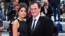 Tarantino Arrives At Cannes Film Festival