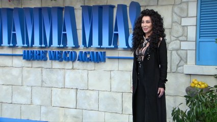 Celebrity Birthday: Cher