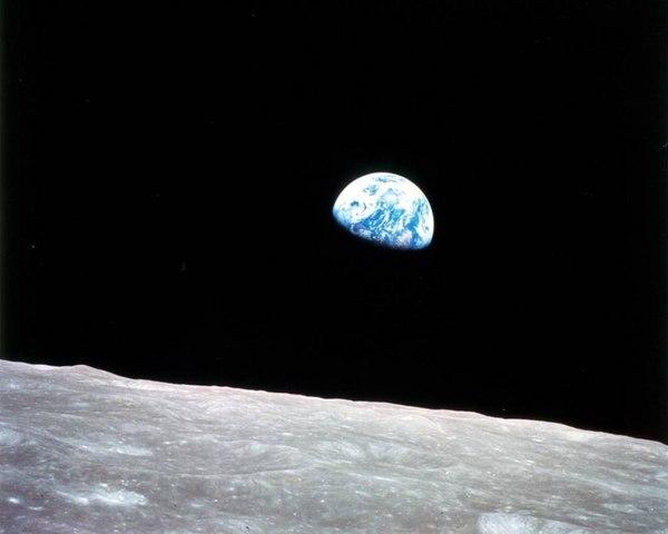 ¿Cuál fue la primera fotografía de la Tierra?