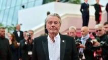 Cannes 2019 : le signe d'Alain Delon sur sa distance avec ses deux fils