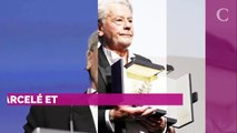 """Alain Delon révèle être toujours """"harcelé"""" par les femmes"""