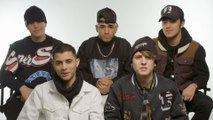 CNCO Sings Backstreet Boys, One Direction, and More Boy Band Songs | Lyric Challenge