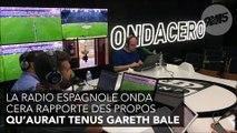 Les propos hallucinants de Gareth Bale qui prouvent qu'il se fiche du football !